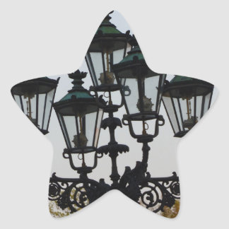 Latern Lamp Stickers