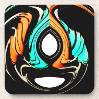 Latest beautiful beautiful African Art design Coaster