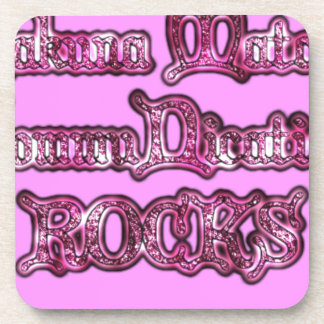 latest Events special Occasion Pink Hakuna Matata Drink Coaster