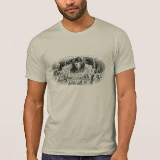 Latest Incidents Involving Jack the Ripper Mens T Tshirt