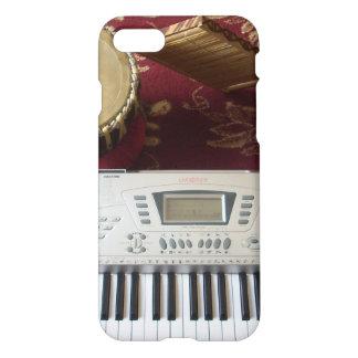 Latest Lovely keyboard piano keys music design iPhone 8/7 Case