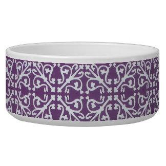 Latest pretty cool Plum urban pattern design Bowl