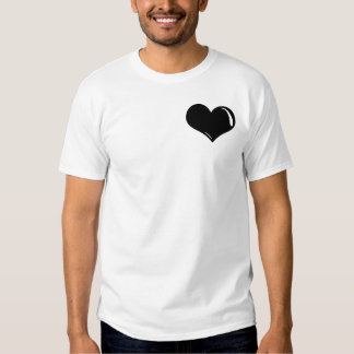 Latex Heart T-shirt
