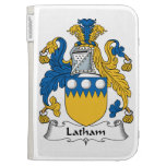 Latham Family Crest Case For Kindle