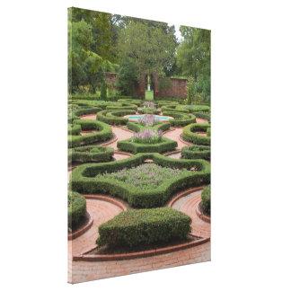 Latham's Garden Canvas Print