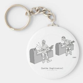 Lathe Duplicator Keychain