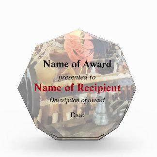 Lathe in Wood Shop Award