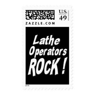 Lathe Operators Rock ! Postage