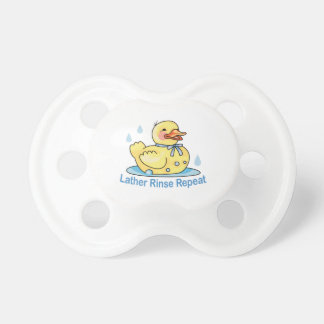 LATHER RINSE REPEAT BooginHead PACIFIER