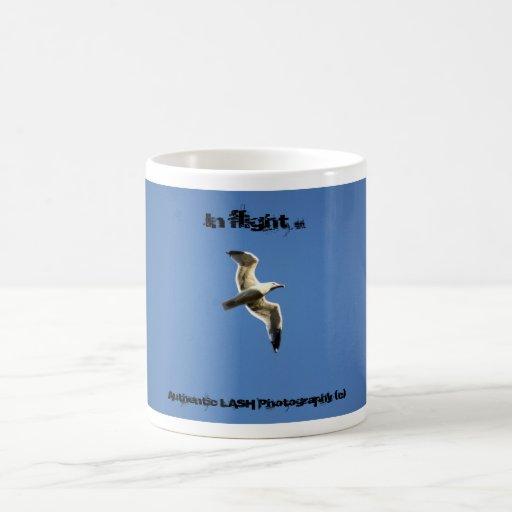 ¡latigazo - mi taza! En vuelo. .design Taza Básica Blanca
