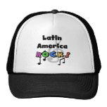 Latin America Rocks Hats
