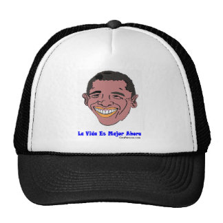 Latin American Life's Better Now Hats