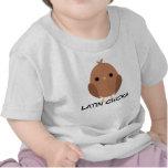 Latin Chicka Tee Shirts