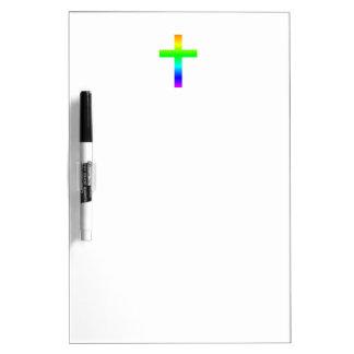Latin (Christian) Cross Dry Erase Whiteboards