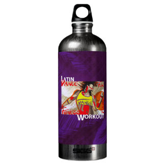 LATIN DANCE WORKOUT - Watterbottle SIGG Traveler 1.0L Water Bottle
