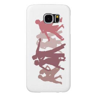 Latin Dancers Illustration Samsung Galaxy S6 Case