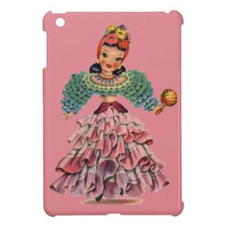 Latin Doll iPad Mini Case