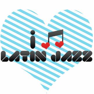 Latin Jazz Acrylic Cut Outs