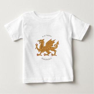 Latin mottos and heraldry baby T-Shirt