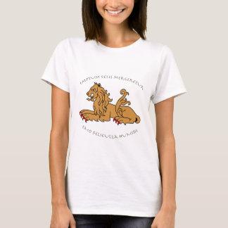 Latin mottos and heraldry T-Shirt
