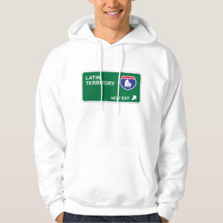 Latin Next Exit Hooded Pullovers
