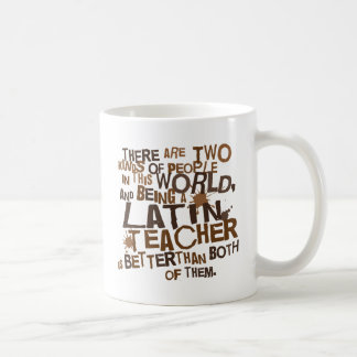 Latin Teacher Gift Coffee Mug