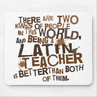 Latin Teacher Gift Mouse Pads