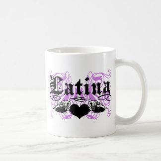 Latina Coffee Mugs