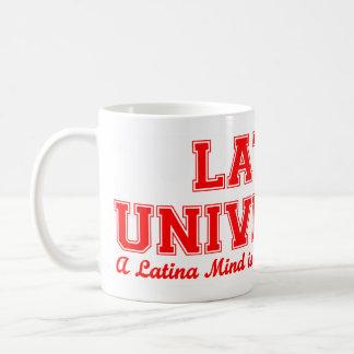 Latina University Coffee Mug