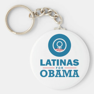 Latinas for Obama Key Chain