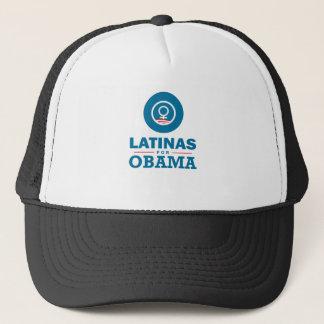 Latinas for Obama Trucker Hat