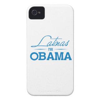 LATINAS PARA OBAMA - .PNG Case-Mate iPhone 4 CARCASAS