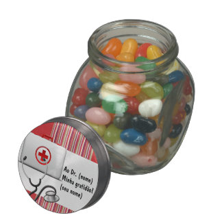 Latinha with mint for private friend, in layout121 jelly belly candy jars