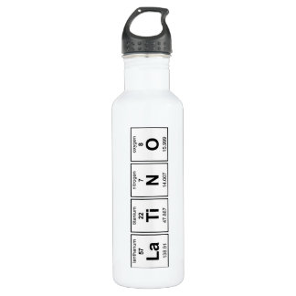 LaTiNO Bottle 24oz Water Bottle