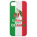 LATINOS de Obama iPhone 5 Protector