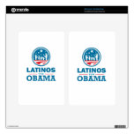 Latinos for Obama Kindle Fire Skin