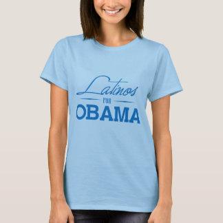 LATINOS FOR OBAMA -.png T-Shirt