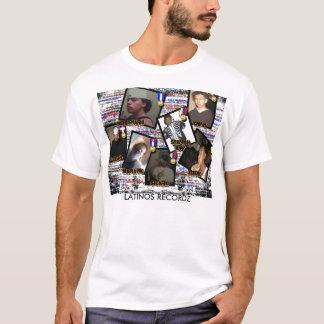 LATINOS RECORDZ - Shirt