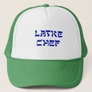 Latke Chef Trucker Hat