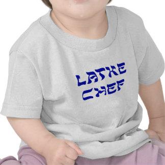 Latke Chef Tshirts