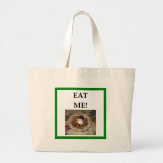 latkes large tote bag