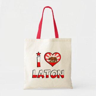 Laton, CA Bag
