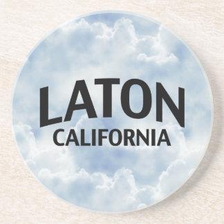 Laton California Posavaso Para Bebida