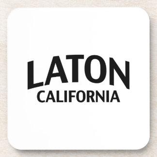 Laton California Posavasos