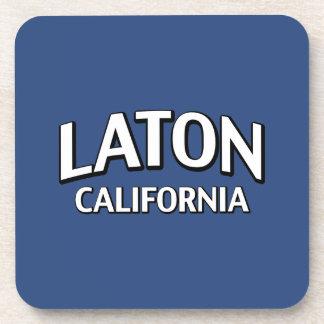 Laton California Posavasos De Bebidas