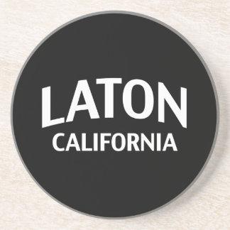 Laton California Posavasos Para Bebidas