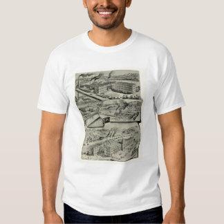 Latón Co de Birmingham Camisas