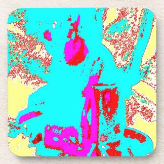 Latón I de la abrazadera Posavasos
