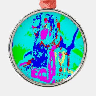 Latón J de la abrazadera Ornamento Para Reyes Magos
