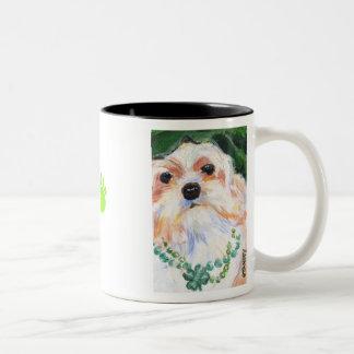 LaTouch's Murphy Two-Tone Coffee Mug